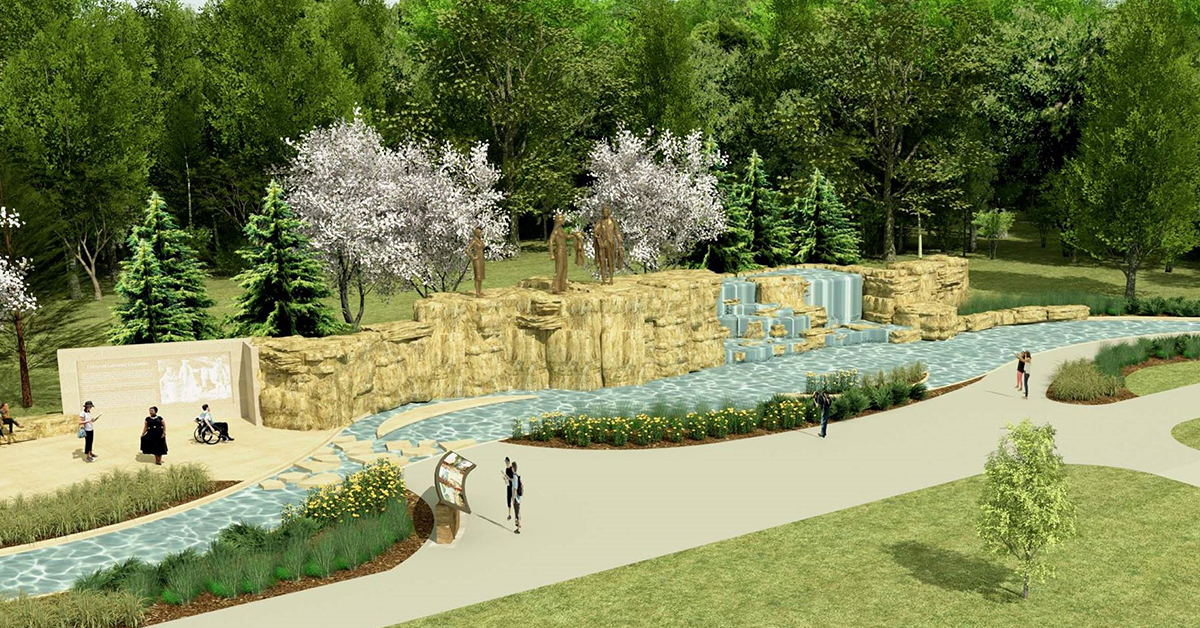 Osage Congress approves $50K contribution for Chouteau fountain project in Kansas City
