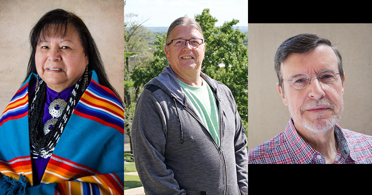 Three Osages confirmed to Editorial Board for service, alternate board positions