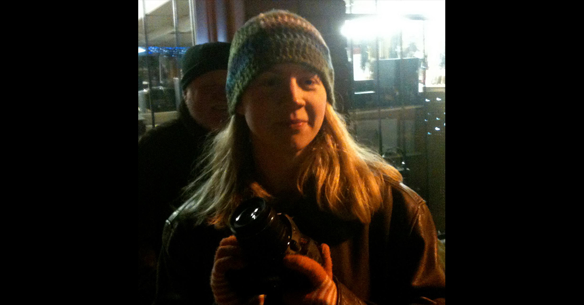 Lenzy Krehbiel-Burton joins staff of the Tulsa World