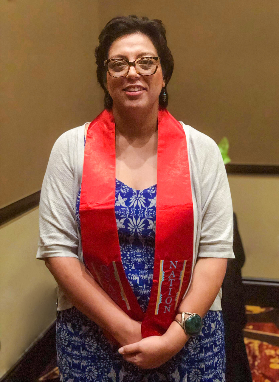 Amanda McKinley joins Osage Language Immersion School staff