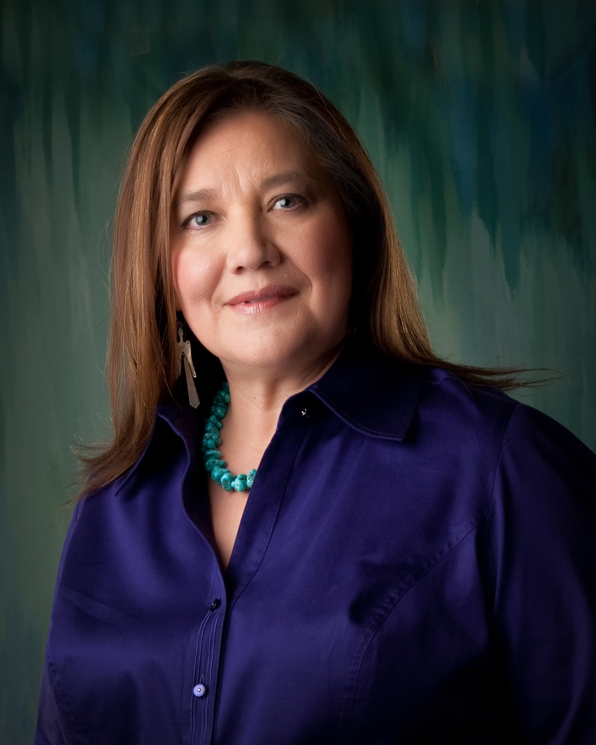 Maria Whitehorn announces her candidacy for the Fifth Osage Nation Congress
