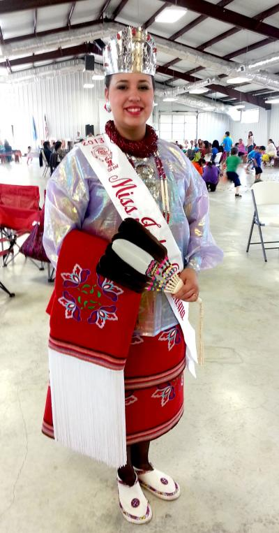 Robynn Rulo wins Miss Indian Oklahoma