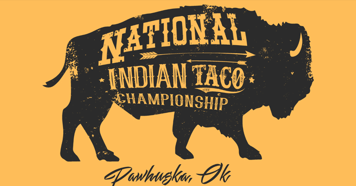 National Indian Taco Championship returning Oct. 2 to Pawhuska