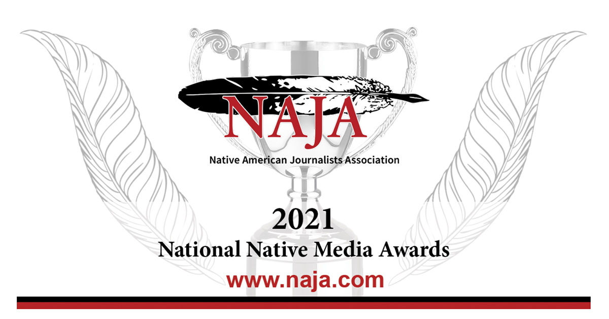 Osage News wins 10 Native American Journalists Association awards for 2020 coverage