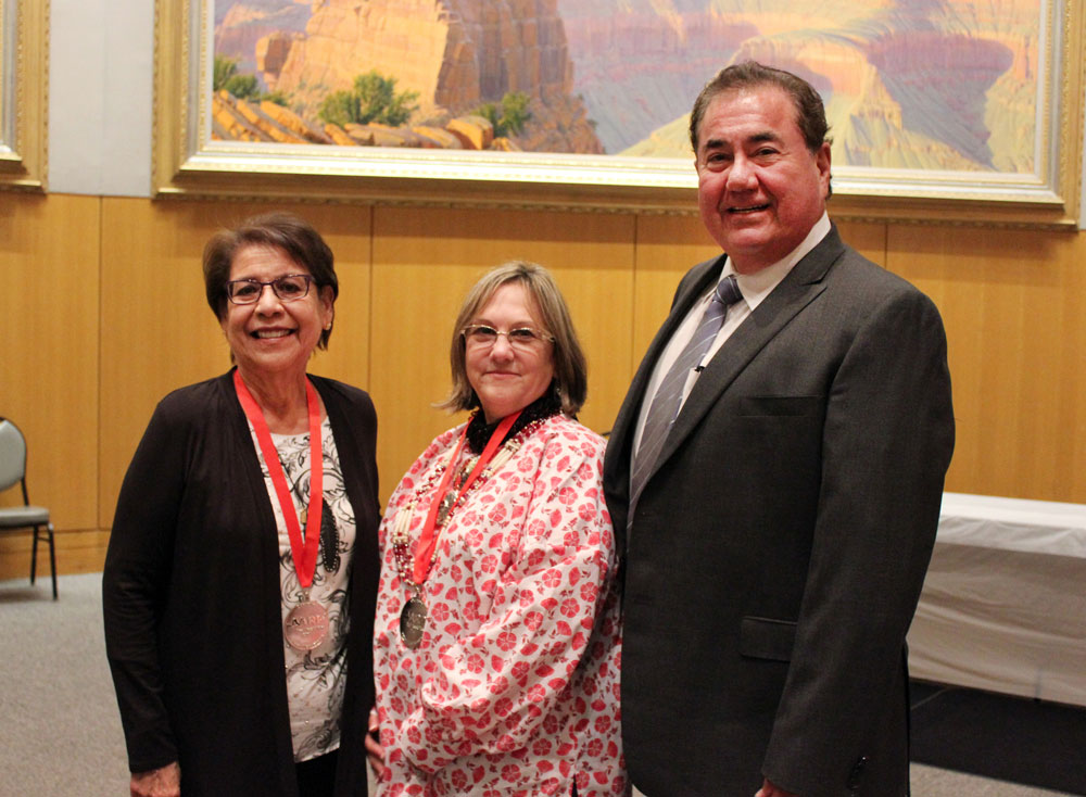 Two Osage women among honorees at 7th Annual Indian Elder Honors