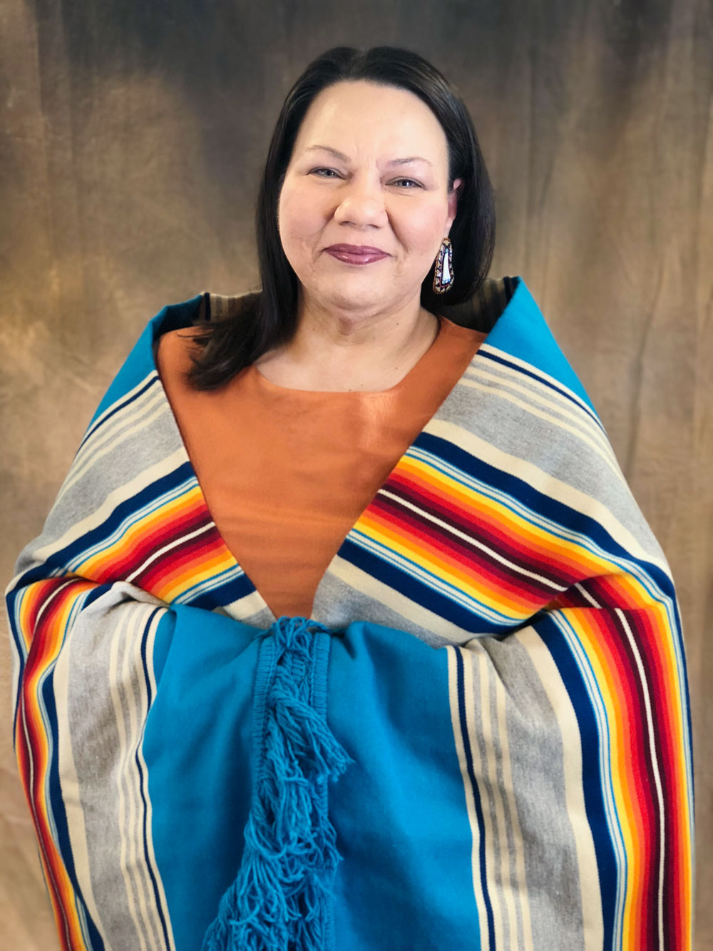 Alice Goodfox announces her candidacy for re-election to the Osage Nation Congress