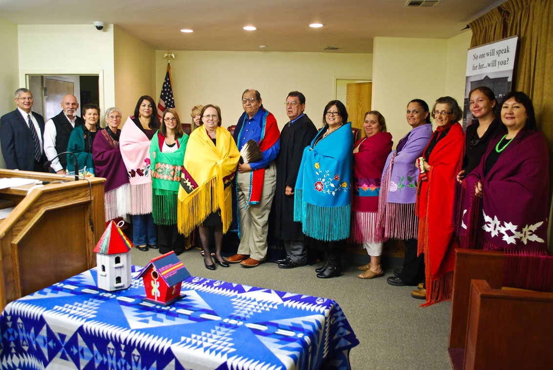 Court appointed advocates program now in Osage Nation Trial Court