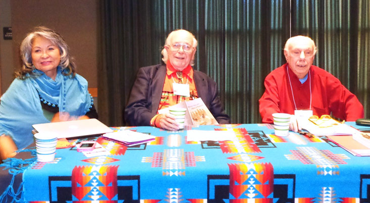 Osage poet speaks about Osage Indigeneity in Albuquerque