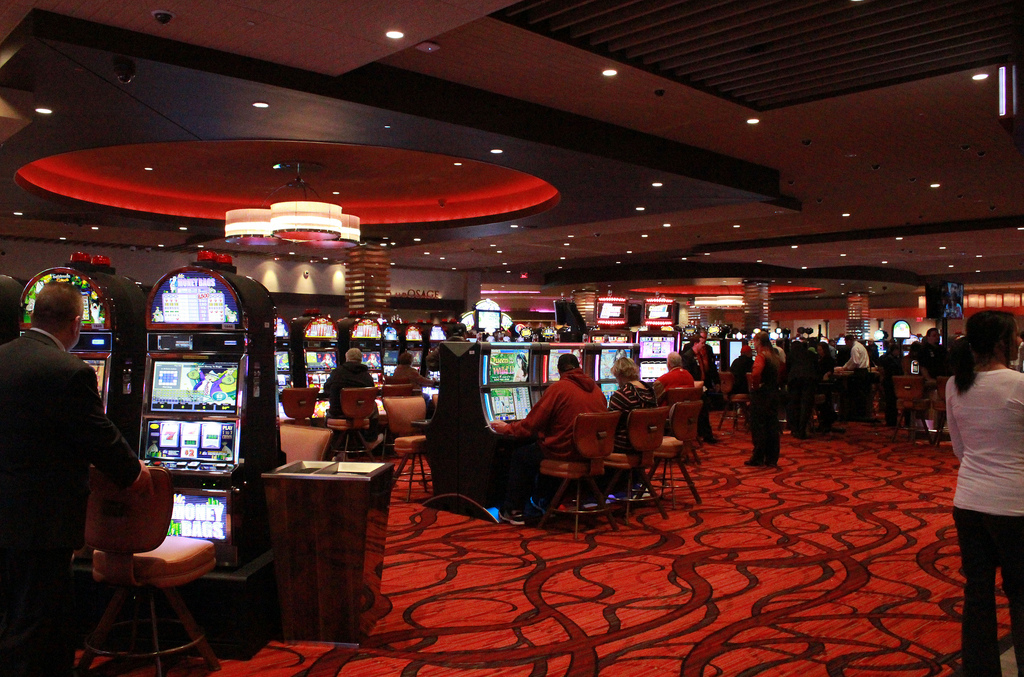Osage gaming officials report FY 2014 information on Osage Casinos