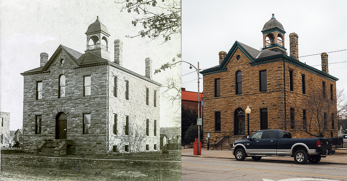 Pawhuska City Hall may once more be home to Osage lawmakers