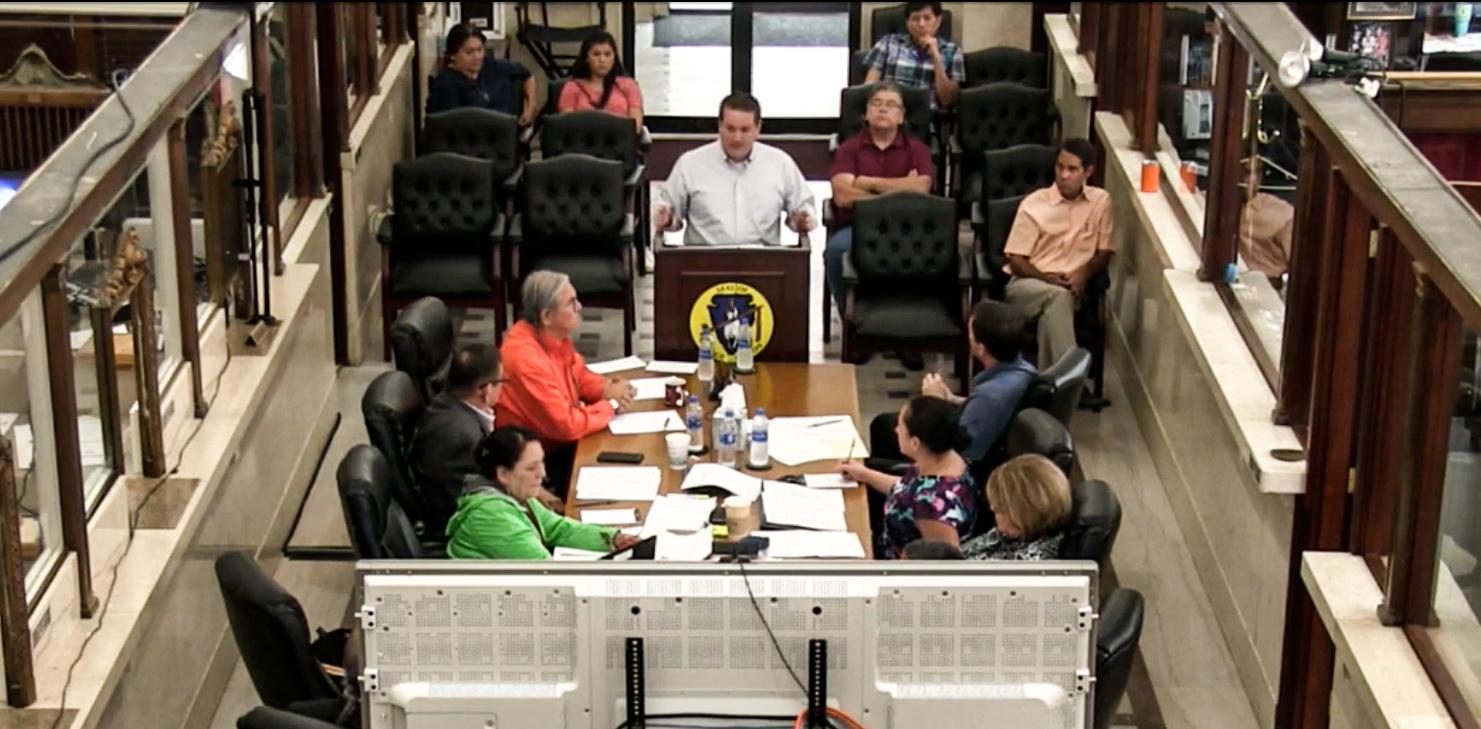 Congressman Potts requests interim Congressional Study of Immersion School
