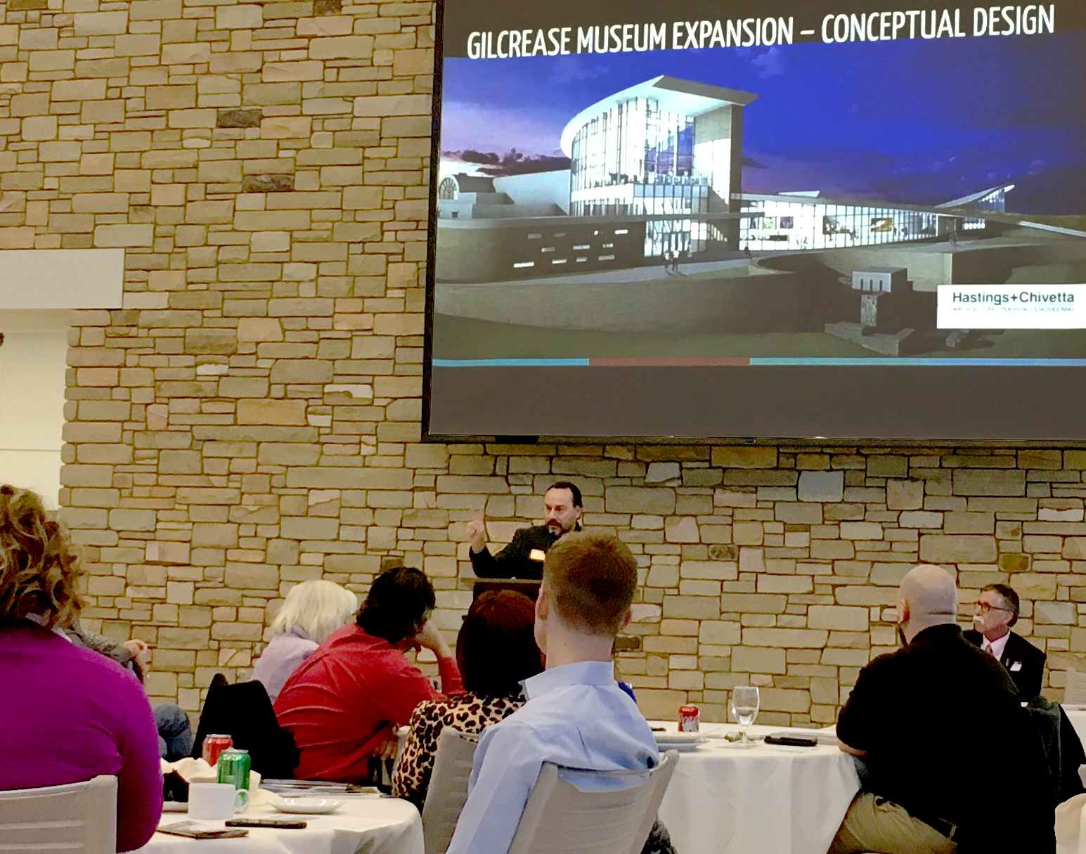 Gilcrease Museum to expand; bus tours now entering Osage County
