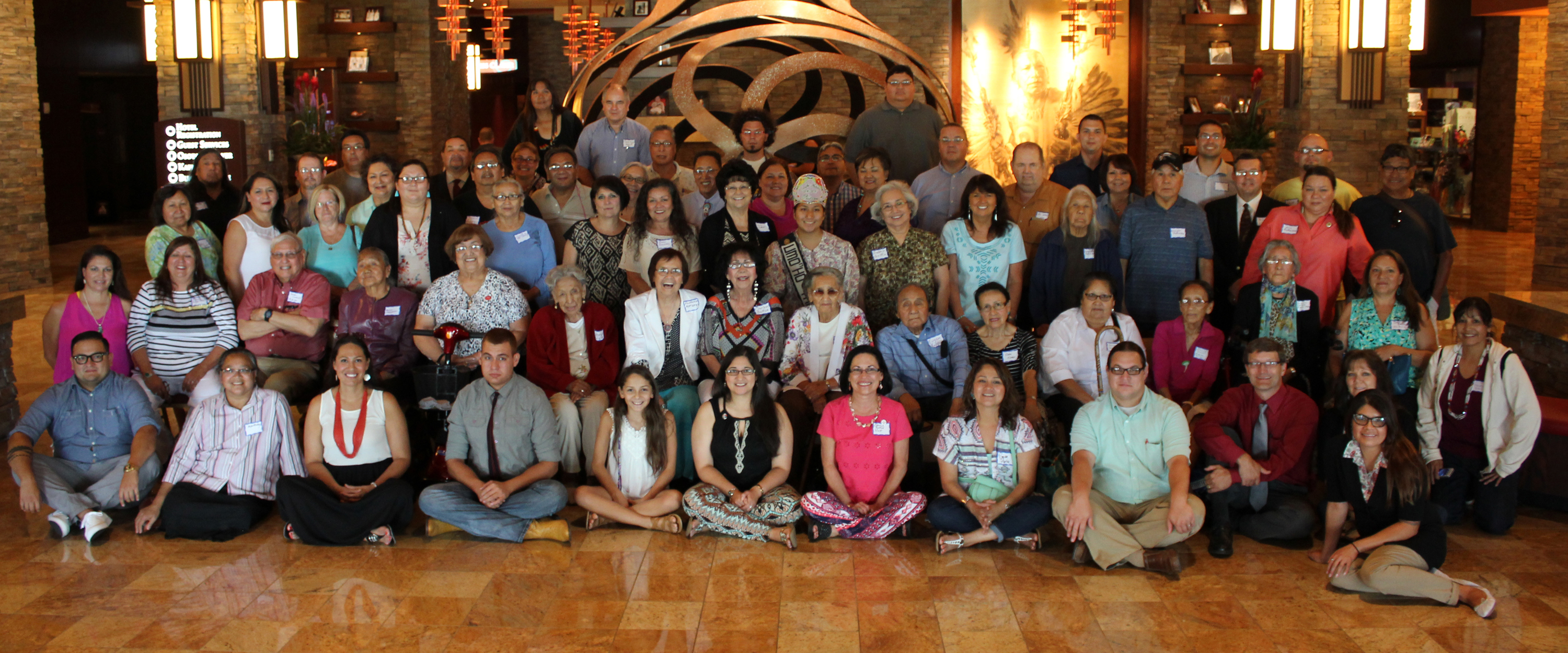Elders and teachers emphasize Native languages at Dhegiha conference
