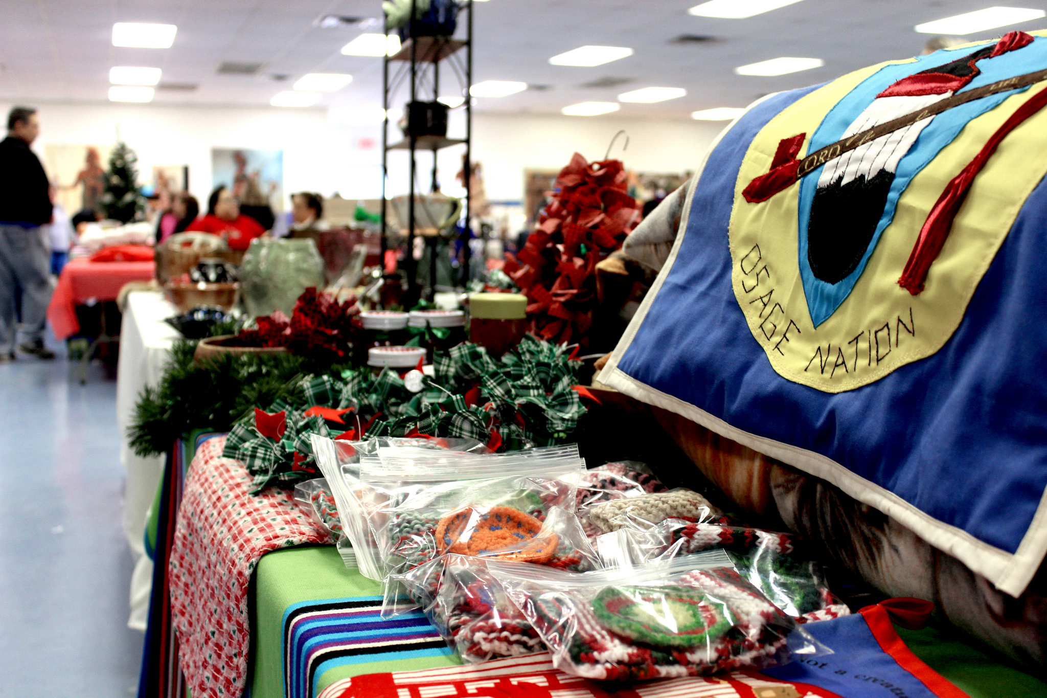 Christmas shopping made easy at the 2nd Annual Christmas Extravaganza