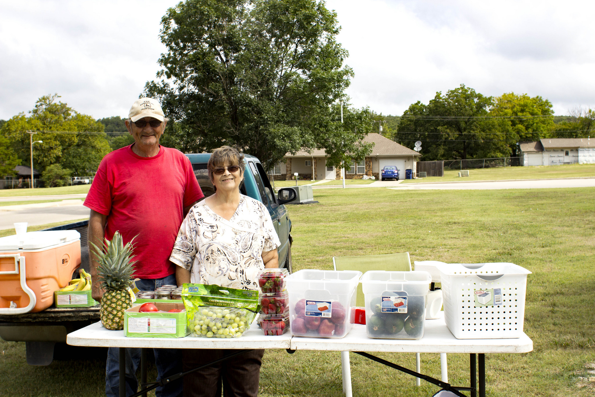 Osage Nation WIC and Elder Nutrition Program help bring fresh produce to clients