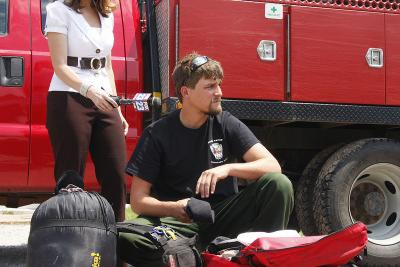 Osage Nation Firefighters help in Colorado and Arizona