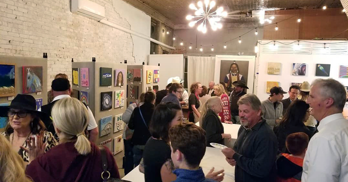 The Gallery Experience raises more than $11,000 for Pawhuska schoolteachers