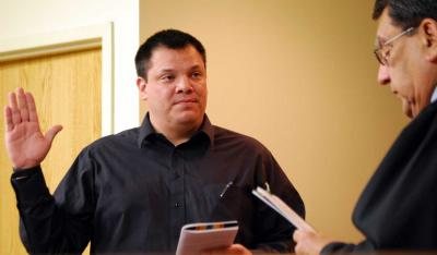 Chief Red Eagle makes two appointments to Gaming Commission