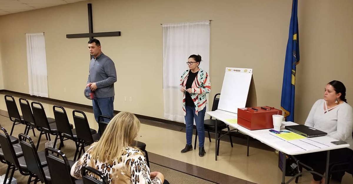 Three women elected, two male incumbents reelected in Hominy village election