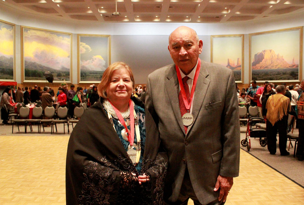 Two Osages named to AARP's Indian Elder Honors this year