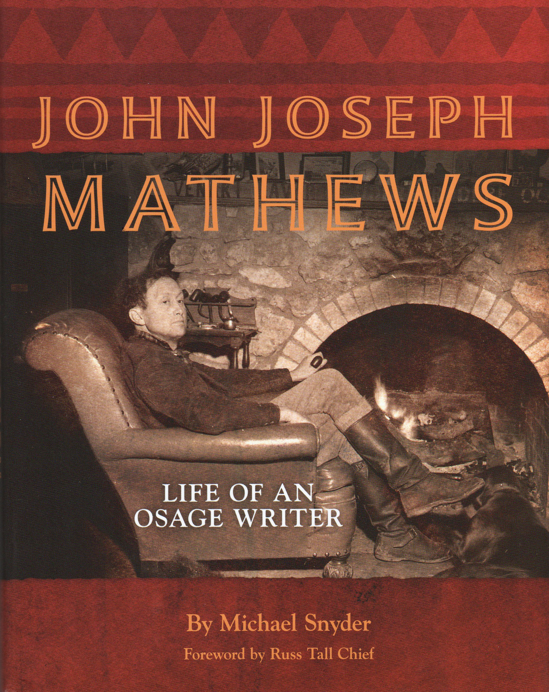ON Museum to host Book Reading and Panel on biography of John Joseph Mathews