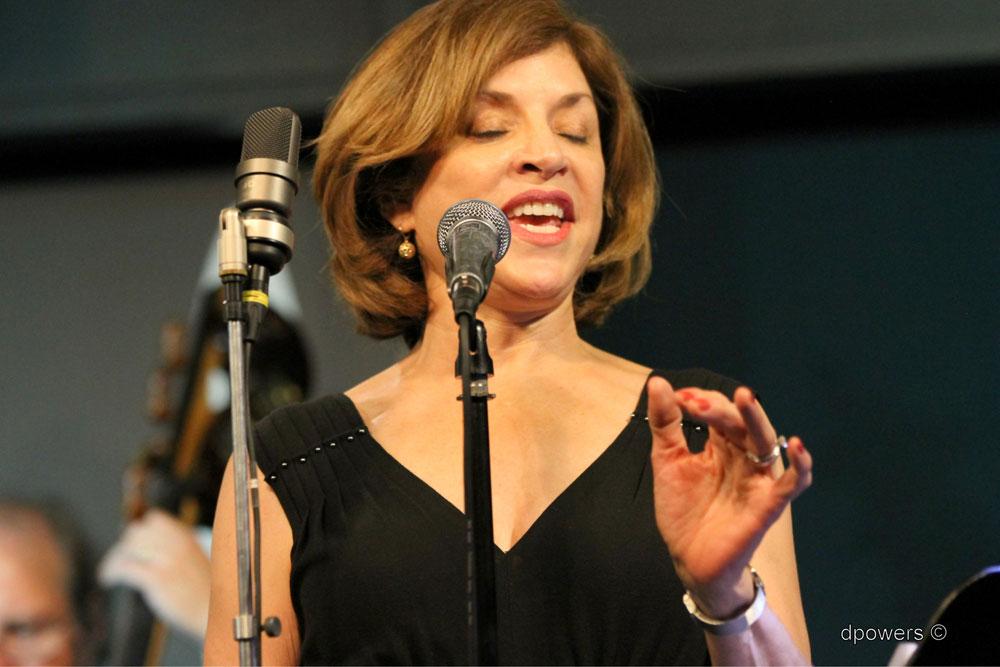 Osage sings Jazz in Denver