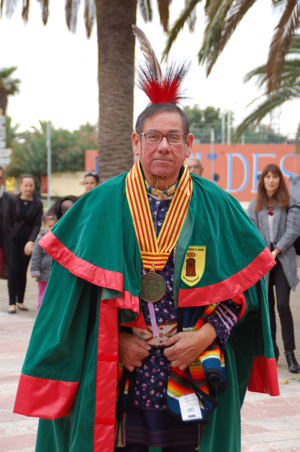 Osage Congressman inducted into French Brotherhood Oct. 17