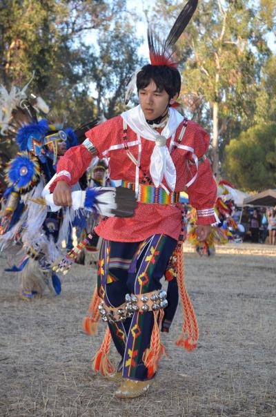 Osage Stanford student co-chairs 41st Annual Stanford Powwow