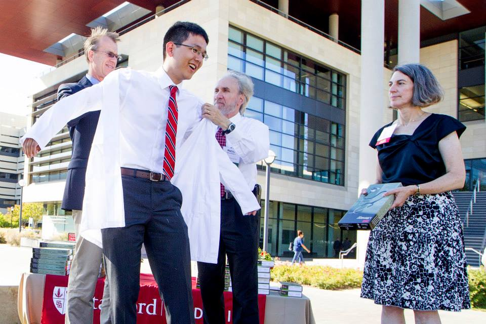 Osage begins Stanford Medical School