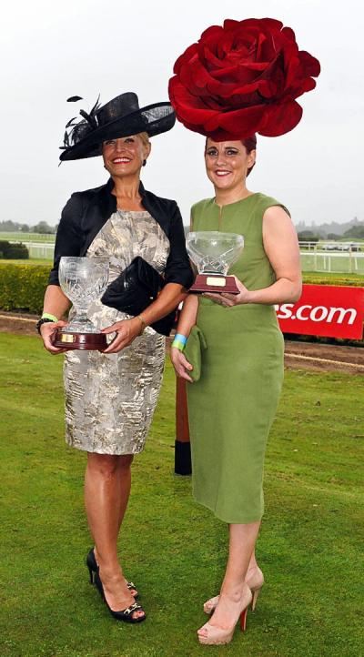 Osage preacher wins 'Queen of Fashion' title in Ireland