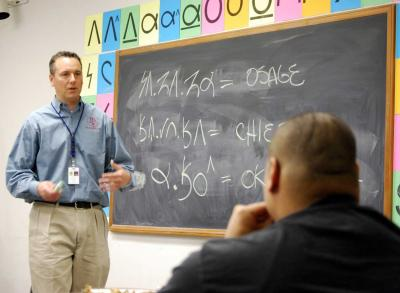 Language Department offering two daytime courses targeting employees