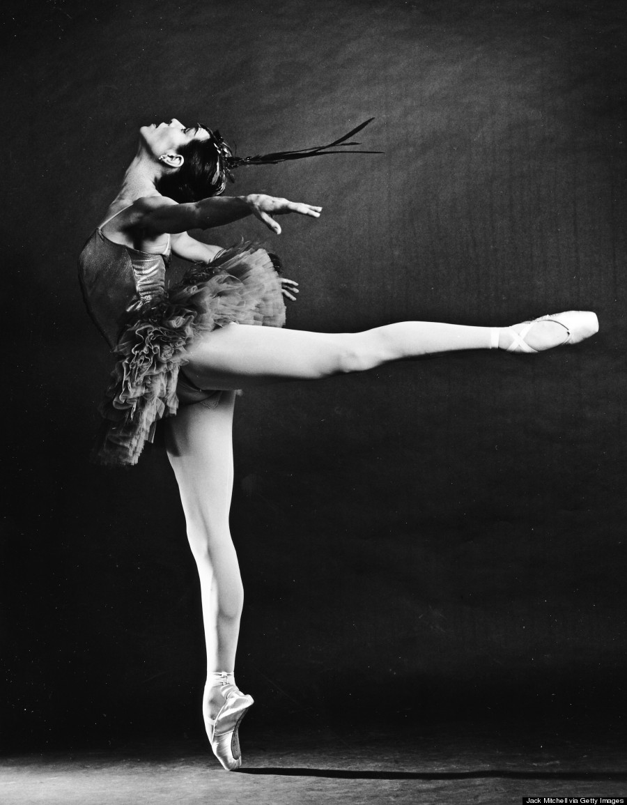 Maria Tallchief to be inducted into National Native American Hall of Fame