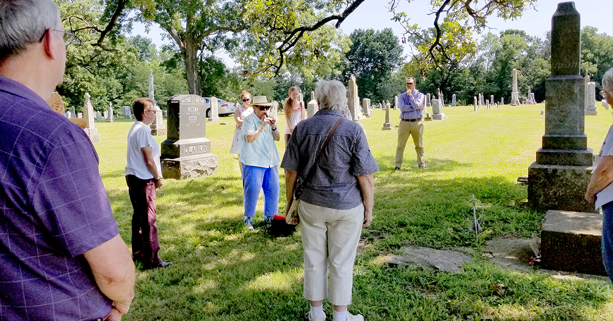 Legislation proposed to purchase headstone for Osage mass grave in Kansas