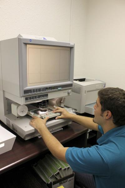ON Archives Department now offering records on microfiche