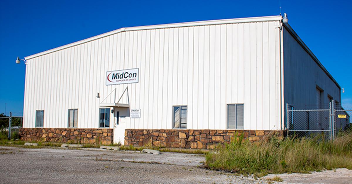Osage Nation purchases Pawhuska building for new receiving and distribution hub
