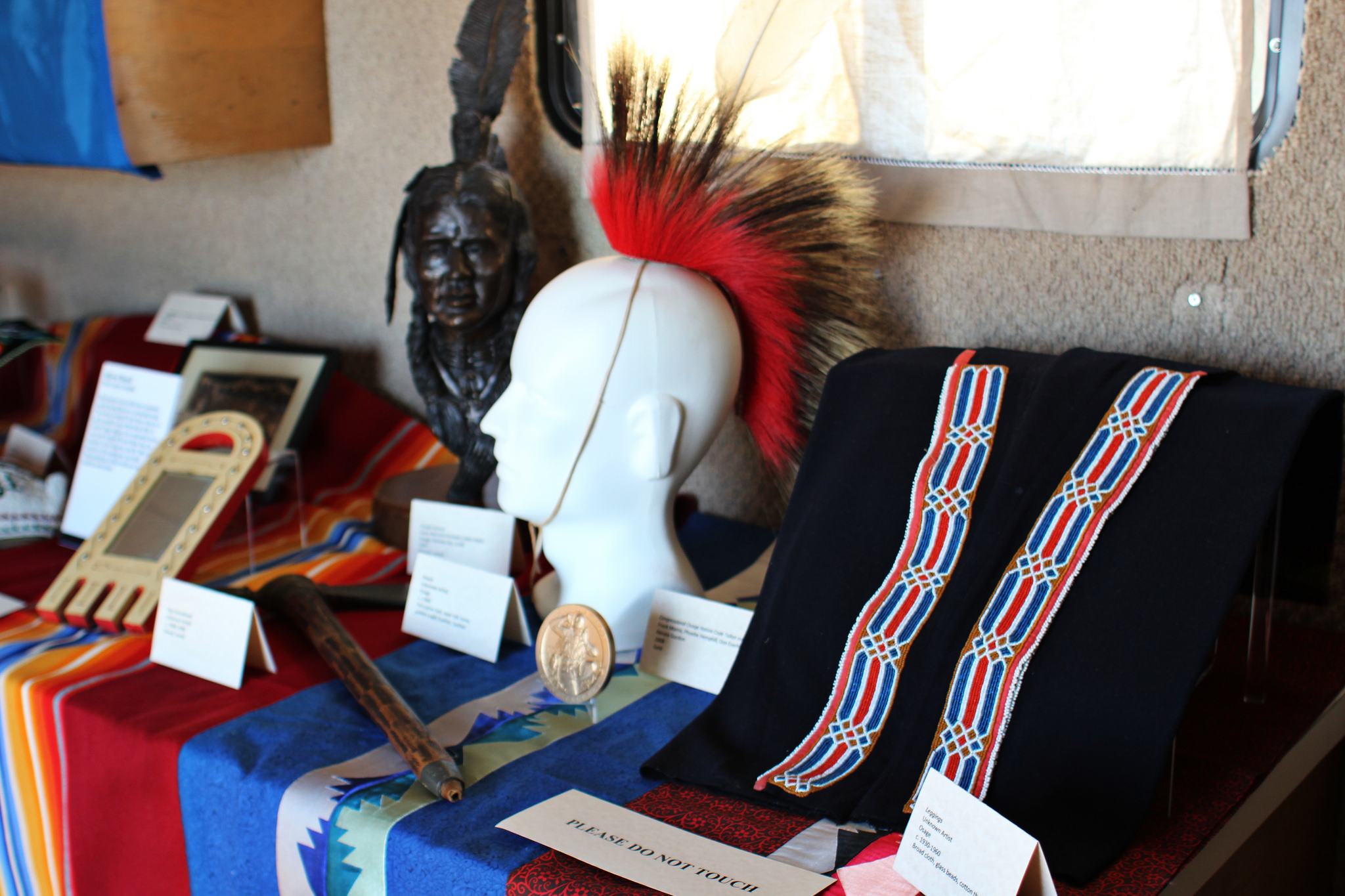 Osage Tribal Museum exhibit traveling throughout Osage County