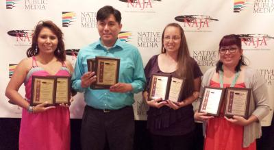 Osage News wins 12 NAJA media awards