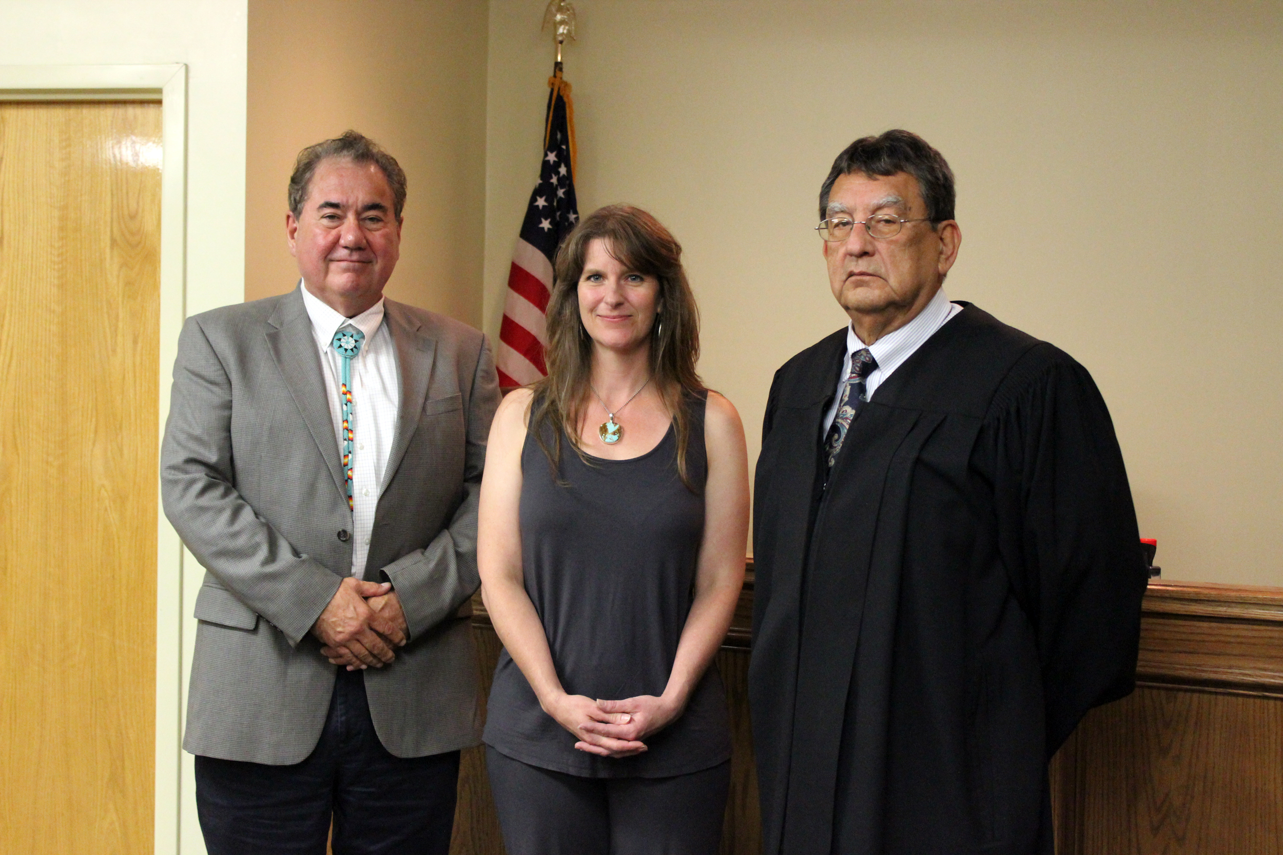 Chief Standing Bear appoints new Gaming Enterprise Board member