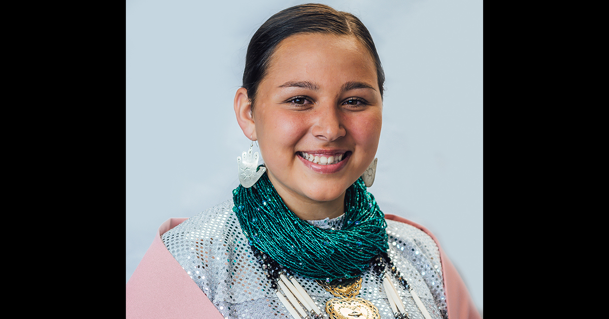 Leigha Easley selected as the new Osage Nation Princess