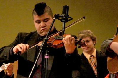 Osage fiddle player to play in England music festival this summer