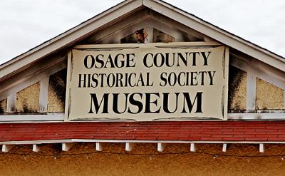 Small fire almost damages Osage County Historical Society Museum
