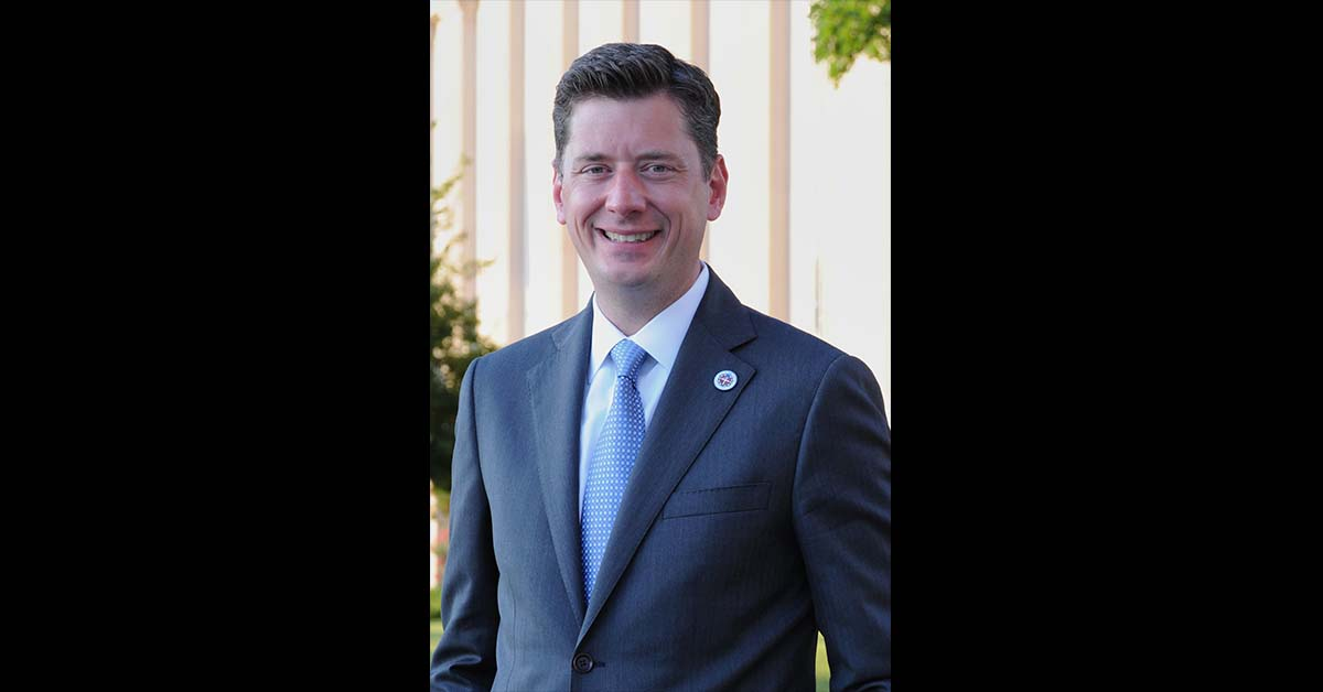 OKC Mayor David Holt elected to National Cities League Board of Directors