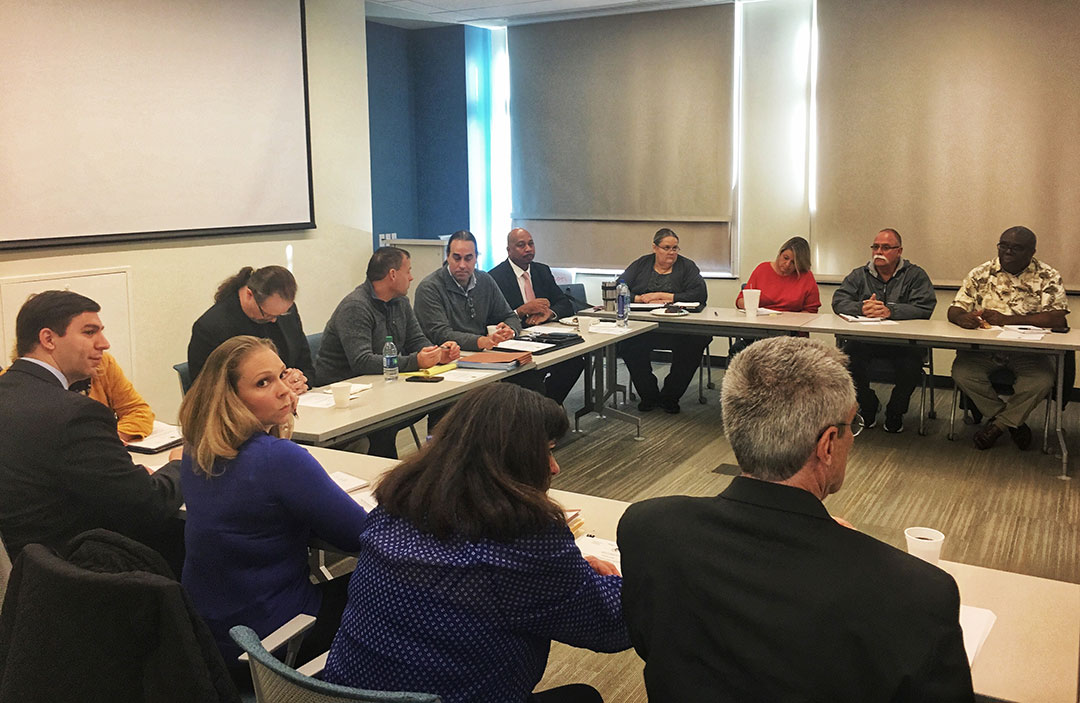 Osage Minerals Council meets with BIA and DOI officials in closed consultation meeting