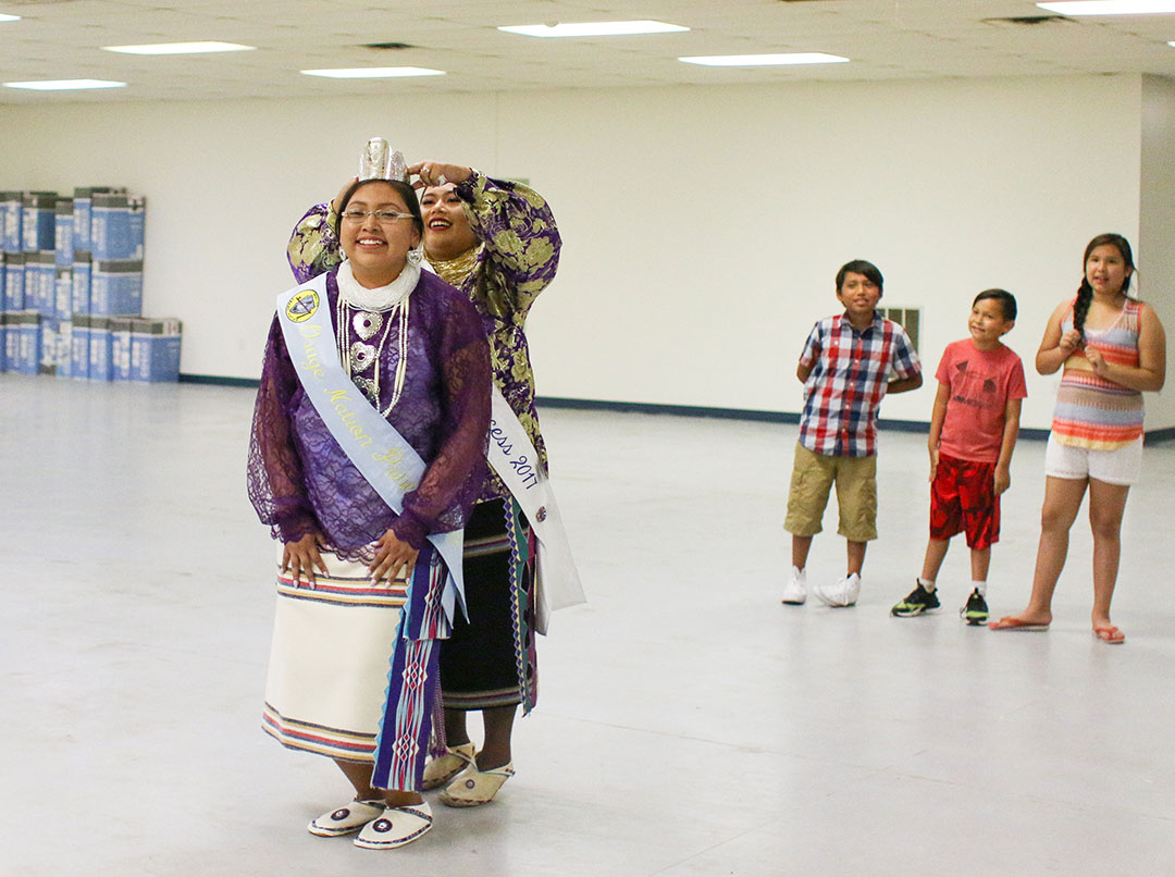 Alaina Maker selected as 2018 Osage Nation Princess