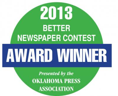 Osage News wins five Okahoma Press Association awards