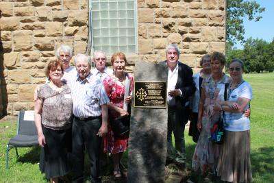 Osages honor historical French connection with monument