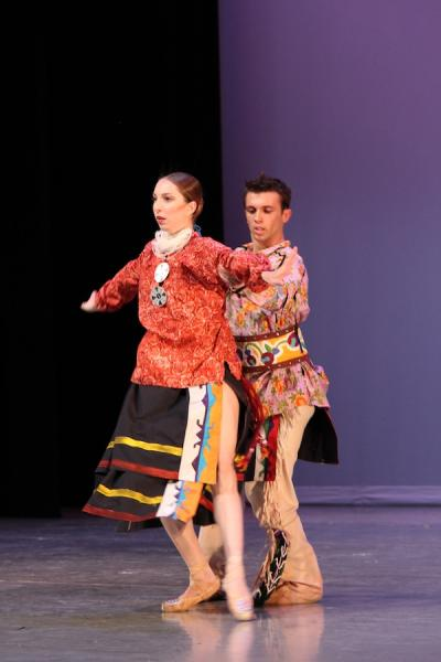 Wahzhazhe ballet performance to be sold on DVD