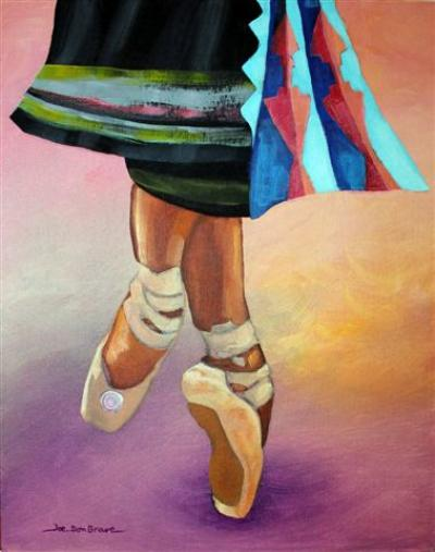 Dancers needed for Wahzhazhe Ballet