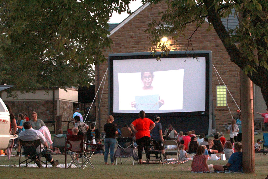 Osage Nation Museum and Prevention Program to host Free Movie Nights
