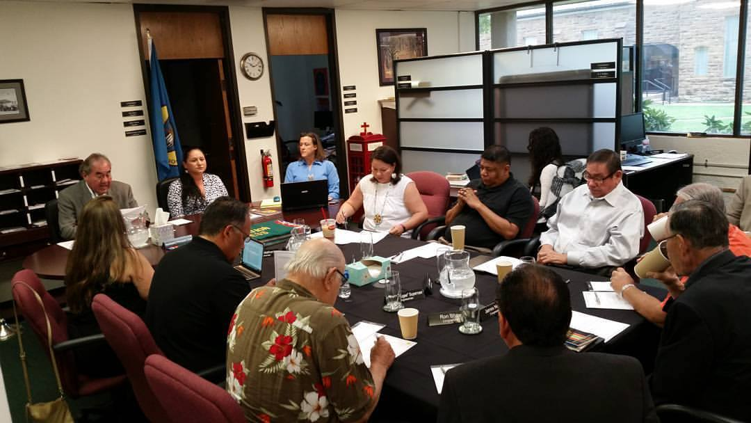 Chief Standing Bear Signs Agreement With Occ To Plug Geothermal Well